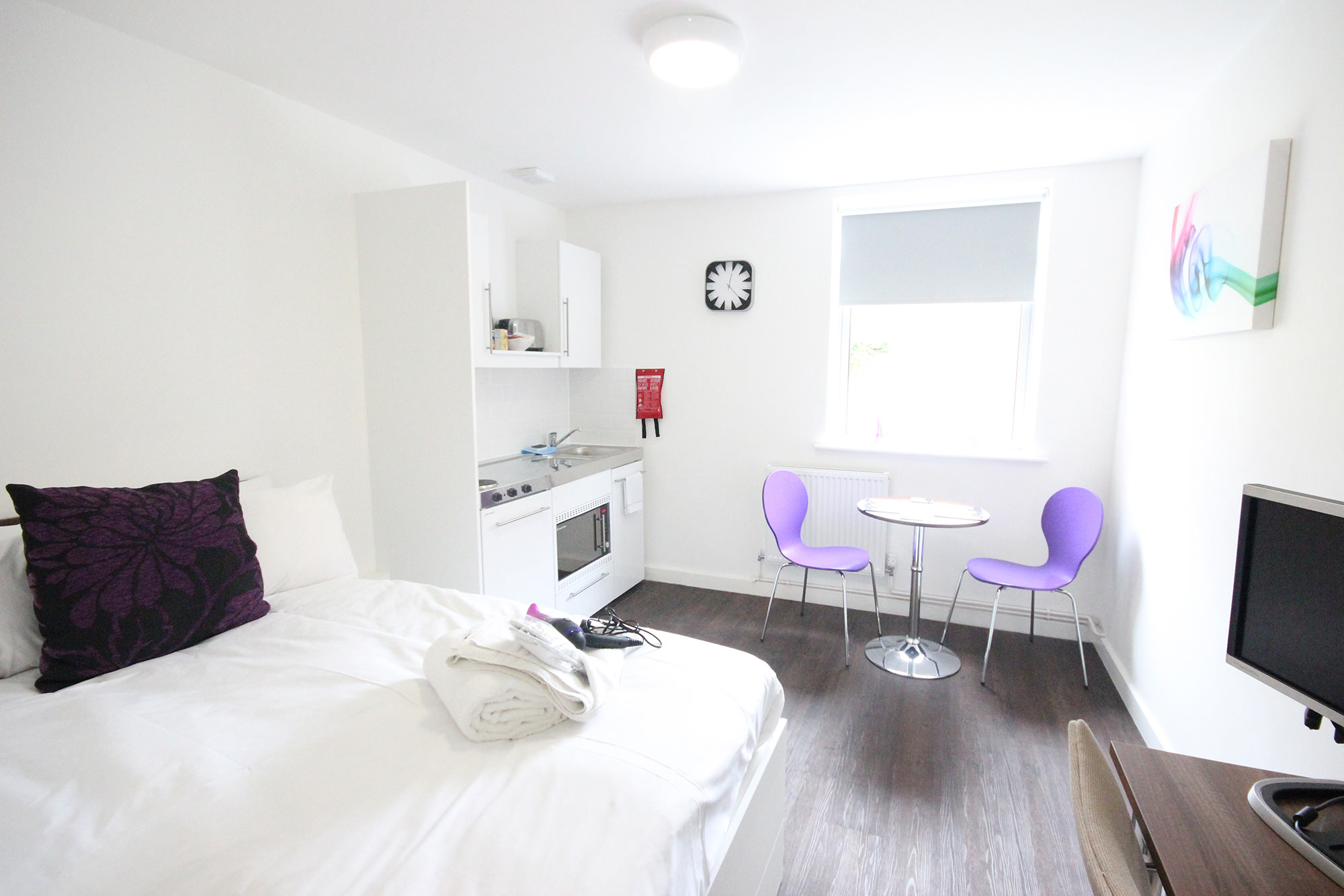 Studio Apartment at London Park House in Luton